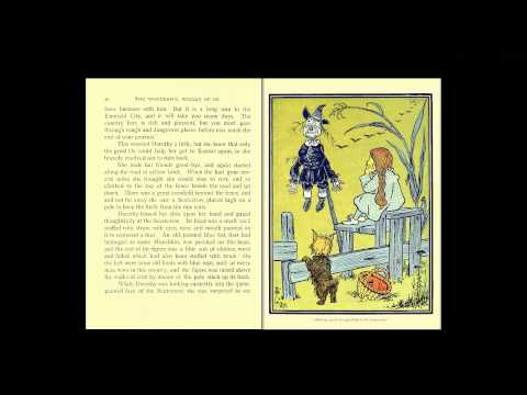 The Wonderful Wizard of Oz - L Frank Baum - Chapter 03