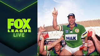 Mal Meninga's all-time Raiders 17 | Fox League Live