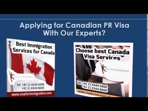How to Get Canada immigration services?
