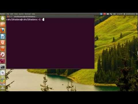 How to format pendrive by using terminal in Ubuntu