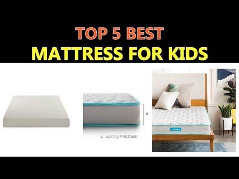 Best Mattress for Kids 2018