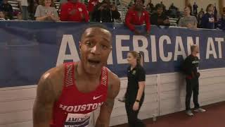 2019 Indoor Track And Field Championship - Men