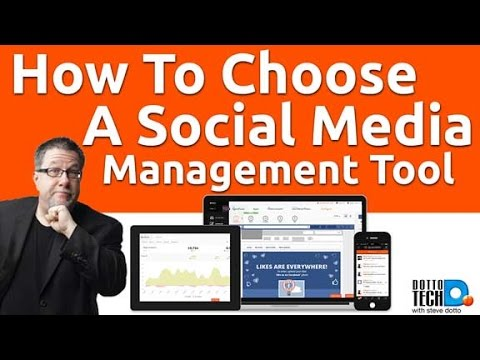 Social Media Management Dashboards. Which One Is Right For You?