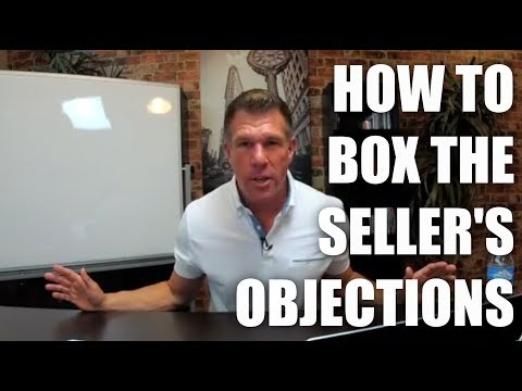 How to Box a Seller's Objections