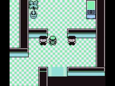 Pokemon Blue Walkthrough Part 26: Giovanni -- The Boss of Team Rocket