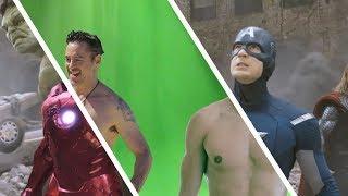 10 Películas Antes De Los Efectos Especiales con CGI