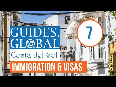 Immigration to Spain (Andalucia/Costa del Sol) - Part 7 - Working Visas