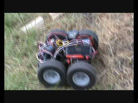 Homemade RC crawler/ spy robot