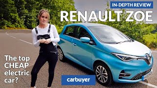 Renault ZOE in-depth review - is it the best cheap EV to buy?