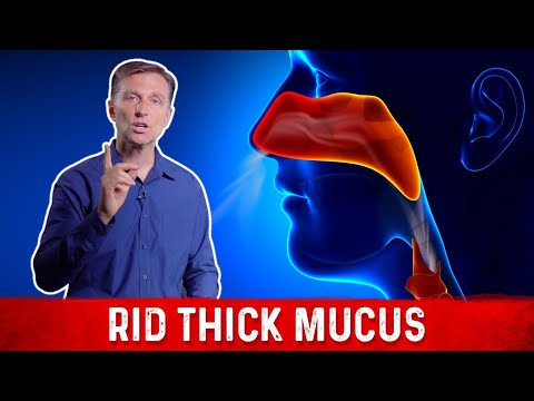Unique Remedy for Thick Mucus (Sinus and Lung): Short 30 Second Video