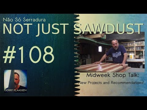 #108 Midweek Update: New Projects and recommendations!