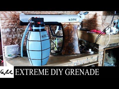 Extreme DIY Grenade