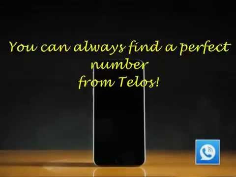 HowtogetavanityphonenumberasyourAT&T/T-mobilenumberfrom Telosfreephonenumberapp