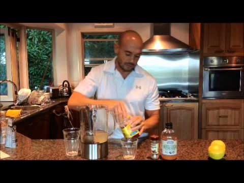 ORGANIC Pre-Workout Energy Drink - Make Your Own