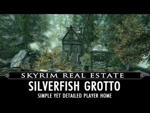 Skyrim Real Estate: Silverfish Grotto