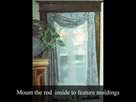 Window Scarf Ideas
