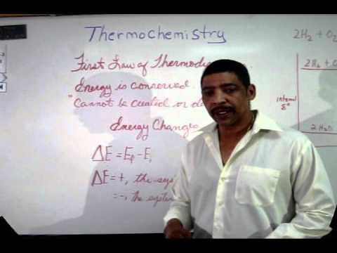 THERMOCHEMISTRY I  BY MR. B.