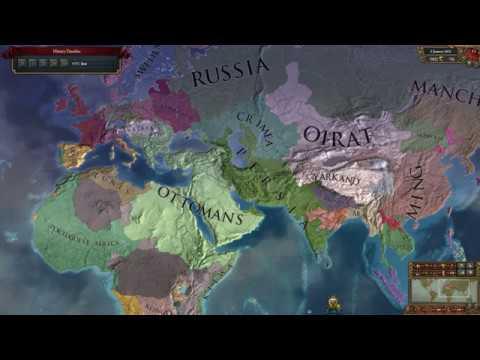 EU4 - Timelapse - Third Rome - Persia