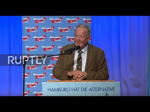Germany: 'No sanctions against Russia' - AfD's Gauland