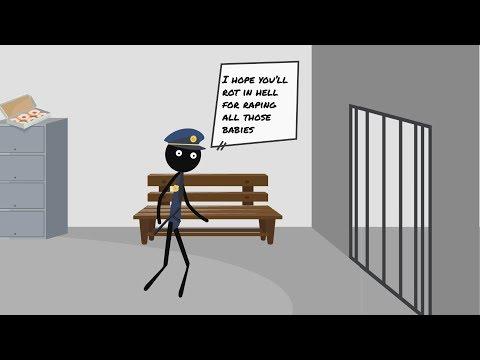 Stickman Jailbreak - Super Escape Gameplay Android (Best Stick Games)
