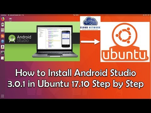 How to Install Android Studio 3.0.1 in Ubuntu 17.10 Step by Step Process