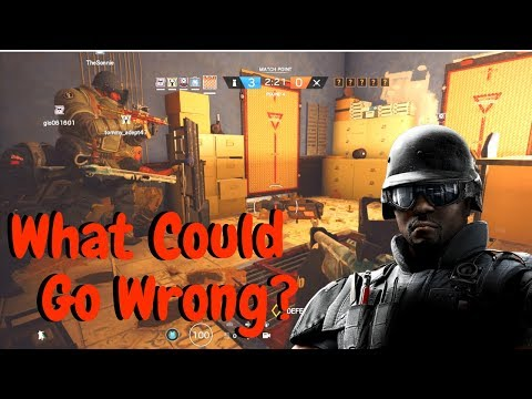 Ultimate Castle Strat! - Rainbow Six Siege