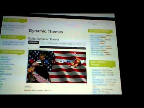 HOW TO GET DYNAMIC THEMES FOR PS3 FOR FREE !