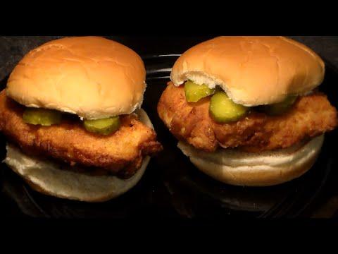 Spicy Chicken Sandwich Recipe: How To Make The BEST Chicken Sandwich