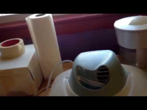 My Kaz 4100 impeller driven humidifier