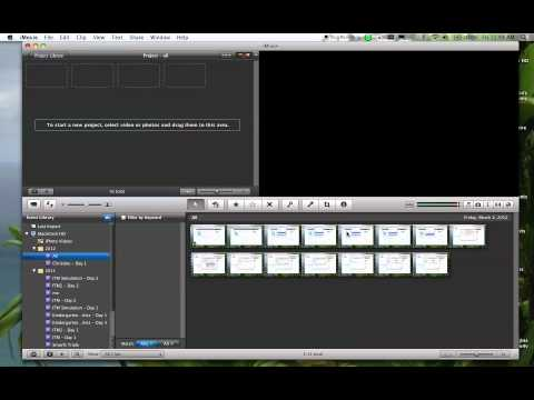 Combining Movies in iMovie.mov