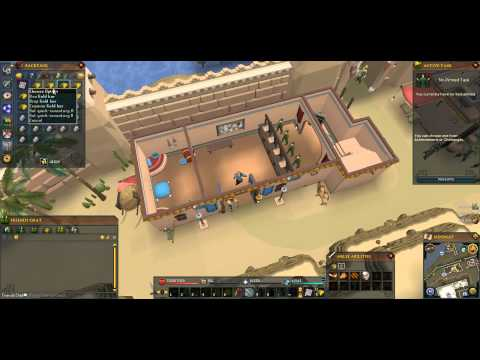 Runescape 3   How to make a Diamond ring