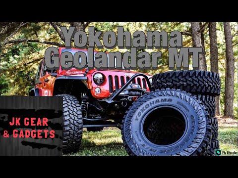 Yokohama Geolander G003 M/T