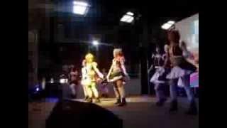 SALON MANGA BARCELONA 2013. Concurso Cosplay  LOVE LIVE SCHOOL IDOL PROJECT
