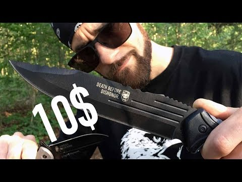 10$ Knife of the Month Club - BUDK Monthly Subscription