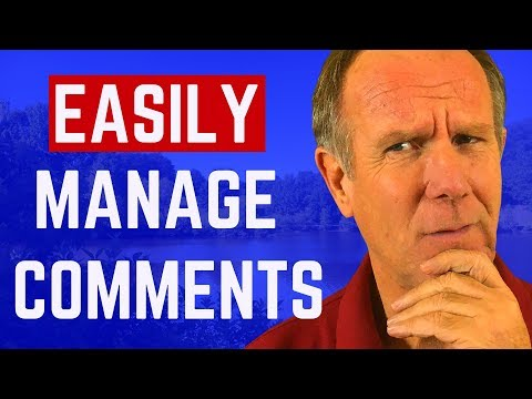 YouTube Comment Management System