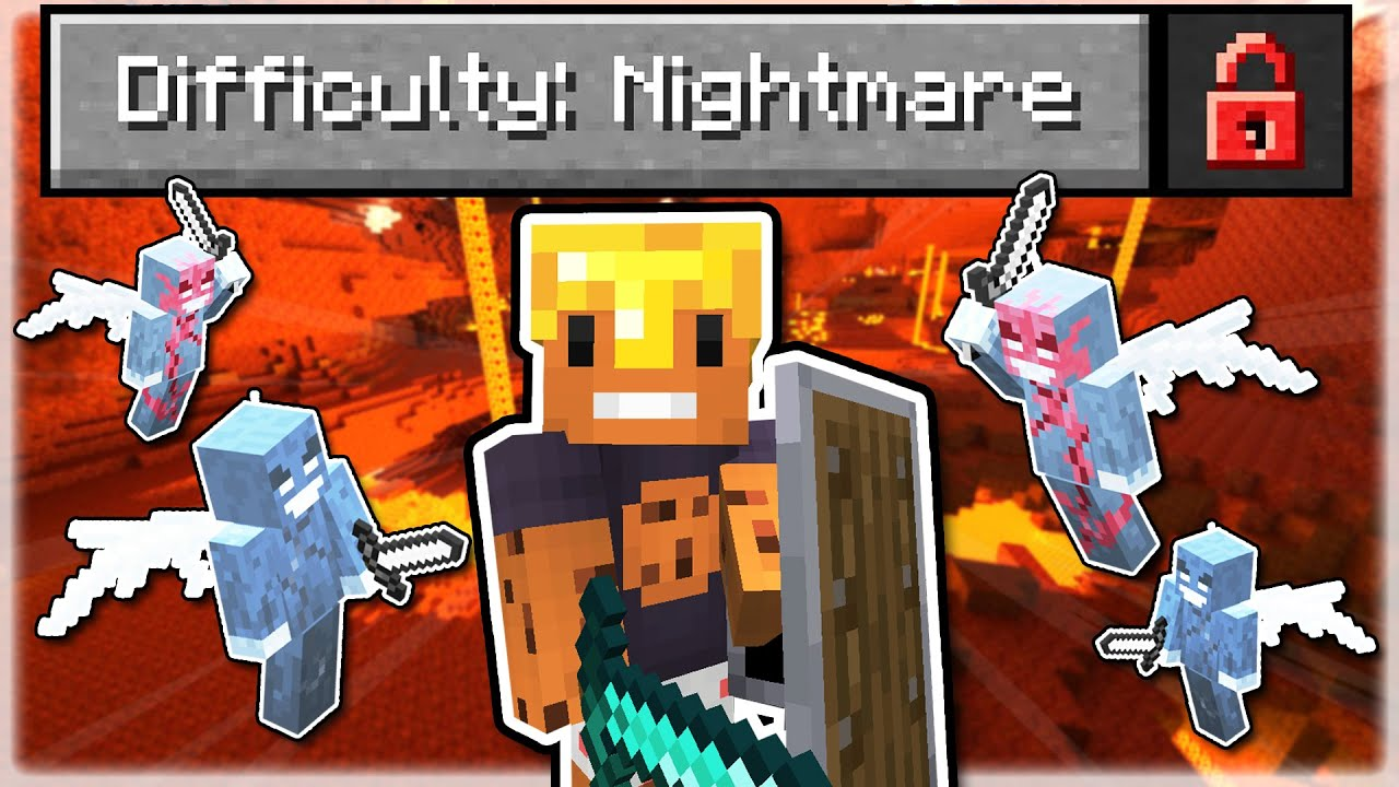 """I beat Fundy's """"NIGHTMARE"""" DIFFICULTY... (NO DEATHS)"""