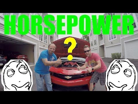 How Much Horsepower Does My Car Have??