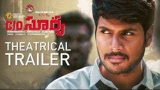 C/o Surya Theatrical Trailer- Sundeep Kishan | Mehreen Pirzada | Lakshmi Narasimha Entertainments