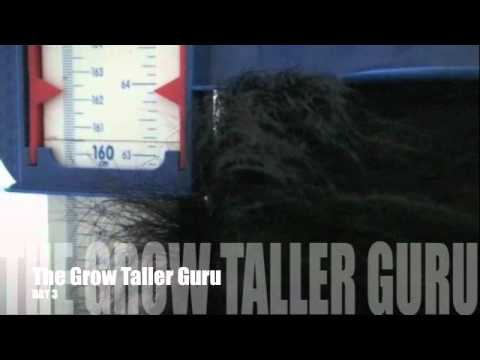 How To Grow Taller - Day 3 of Michael's Transformation