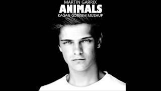 Martin Garrix & Arno Cost, Norman Doray - Animals (Botnek Edit) & Darkest Days (Kağan Görkem Mushup)