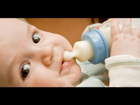 HOW TO CLEAN BABY BOTTLE
