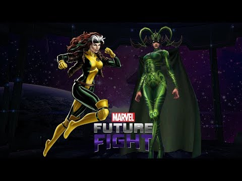 Marvel Future Fight Part 73 - Hela and Rogue Advance to Tier 2, Changes to the Series