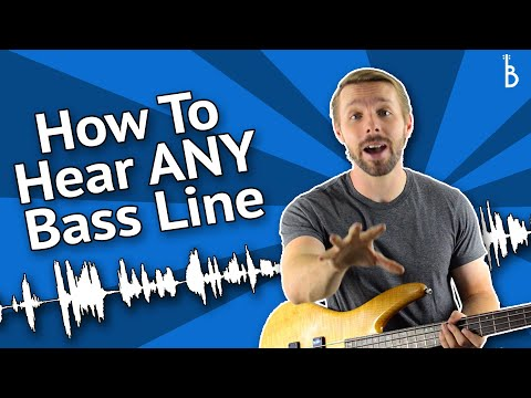Can't Hear The Bass In Songs? Use These 4 Tricks To Figure Out Any Bass Line - FAST