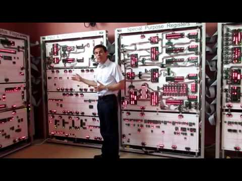 Megaprocessor Tour 1 - (fixed audio)