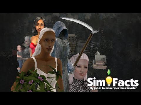 SimFacts: is Olive Specter a serial killer? (The Sims 2)