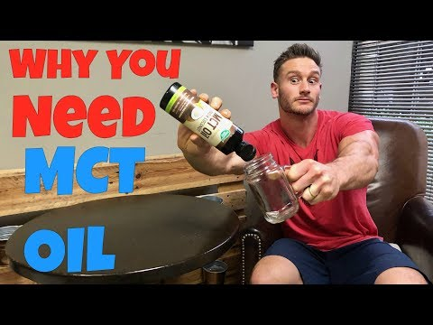 MCT Oil: What Happens Inside Your Body When You Consume MCT's