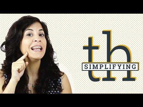 The TH sound in English (made simple) | American English Pronunciation
