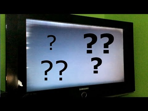 How To Fix Vertical Or Horizontal Lines On Lcd Tv