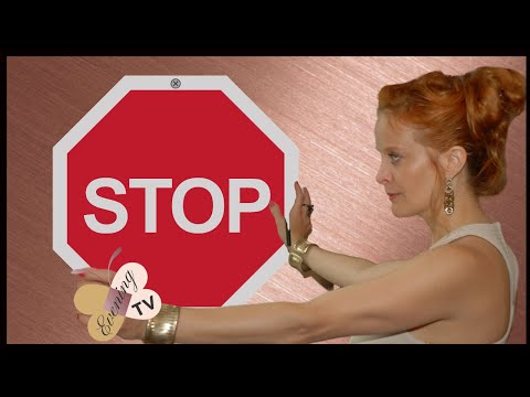 STOP SIGNS : WHEN TO END A NARCISSISTIC RELATIONSHIP🖐