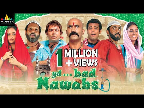 Hyderabad Nawabs Full Movie | Aziz, Nasar, Masti Ali | Sri Balaji Video